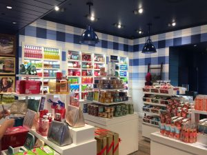 Wide photo of Bed And Bath Works stock in store alternative angle 2