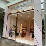 Alternative angle of the Kate Spade New York store